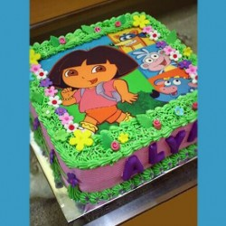 dora-and-friends-birthday-collage-cake