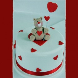 Teddy Bear Lover Cake