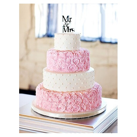 how big a wedding cake for 100 guests customized engagement cake 15348