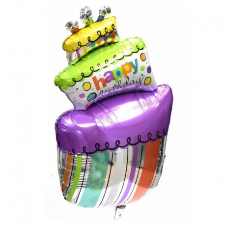 Happy Birthday Baloon 2