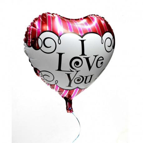 I Love You Baloon