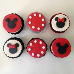 Mikey mouse CupCakes