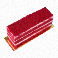 Red Velvet Cake Portion